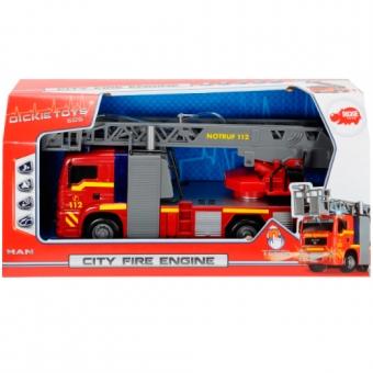 Городская пожарная машина