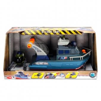 Военный катер Dickie Toys