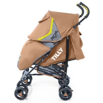 Коляска Baby Tilly Rider