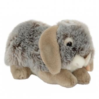 Плюшевый лежачий Кролик