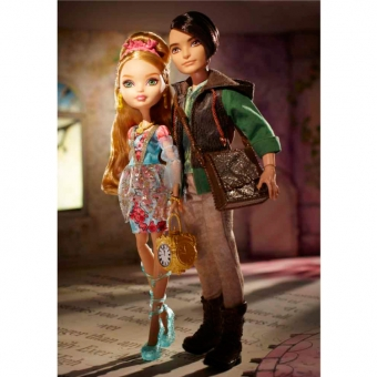 Набор кукол Хантер и Эшлин