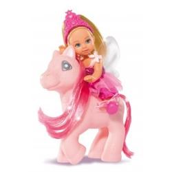 Кукла Эви и пони