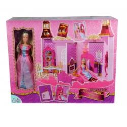 Кукольный набор Сказочный замок