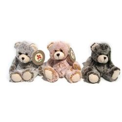 Лохматый медвежонок Nicotoy