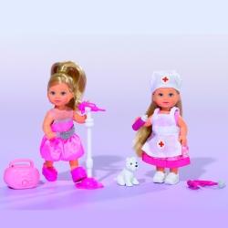 Кукла Эви доктор