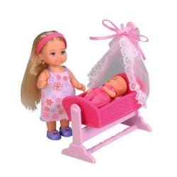 Кукольный набор Эви с малышом