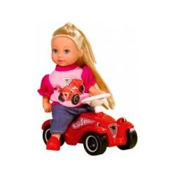 Кукла Эви с машинкой Simba