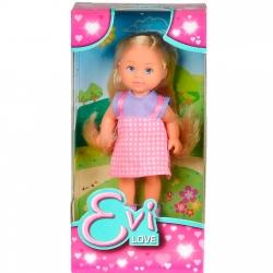 Кукла Эви летом