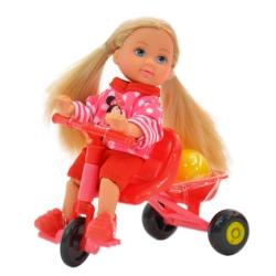 Эви Минни Маус Прогулка на велосипеде