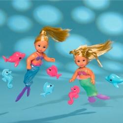 Кукольный набор Эви русалочка