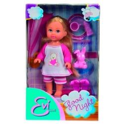 Кукла Эви в пижаме