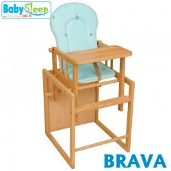 Стульчик для кормления BabySleep Brava