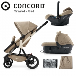 Коляска Concord Wanderer Travel Set 2 in 1