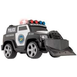 Спасательный автомобиль полиции
