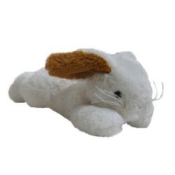 Плюшевый лежачий Кролик (B&W)
